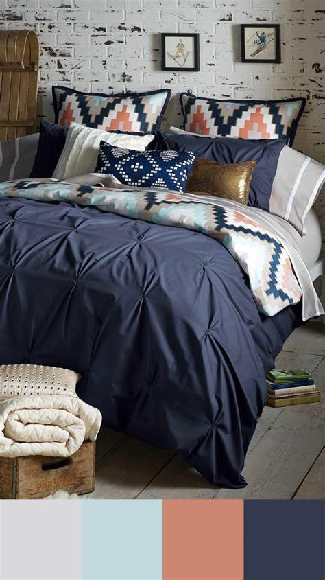 Salmon Colored Curtains Designs 10 Bedroom Interior Design Color Schemes