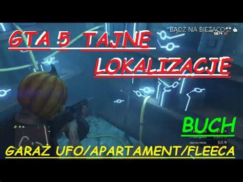 gta 5 secret locations ufo garage, fleeca bank, hiden
