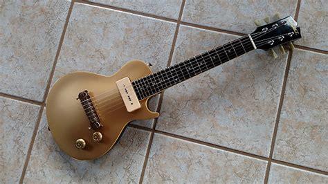 Miniatur Gitar Gibson Les Paul Gold Slash camel mini les paul japan c 1975 gold top gibson lawsuit