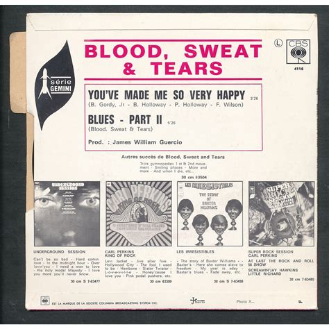 blood sweat tears youve made me so happy album you ve made me so happy blues part 2 by blood sweat