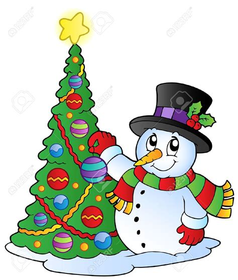 Bolpoin Drawing Snowman 0 1 snowman tree clipart clipartxtras