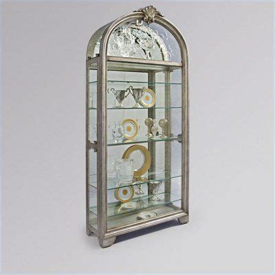 Curio Cabinets Prices Pulaski Silver Dollar Curio Cabinet 21326 Lowest Price