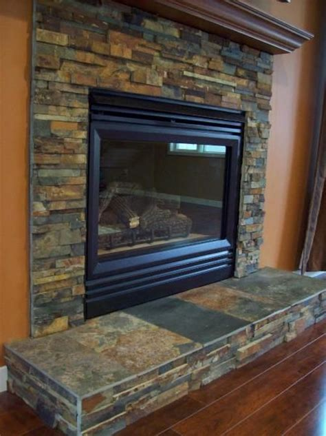 Slate Tiles For Fireplace by 25 Best Ideas About Slate Fireplace On Slate