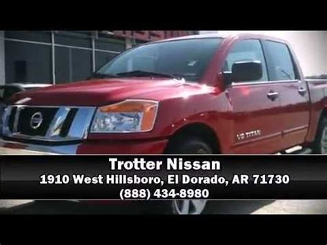 pre owned nissan titan pre owned 2012 nissan titan truck crew cab for sale in el