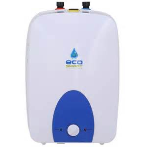 Home Depot Small Water Heaters Eemax 6 0 Gal Electric Mini Tank Water Heater Emt6 The