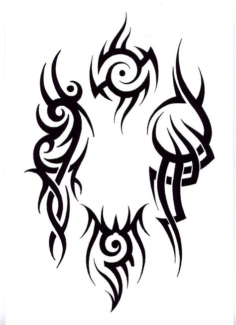 tribal tattoo templates 17 best ideas about tribal designs on