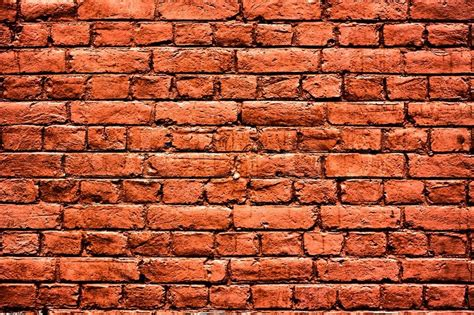 brick wall high resolution texture background stock