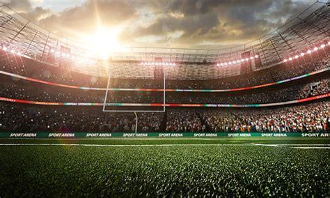 backyard football stadium royalty free backyard american football pictures images