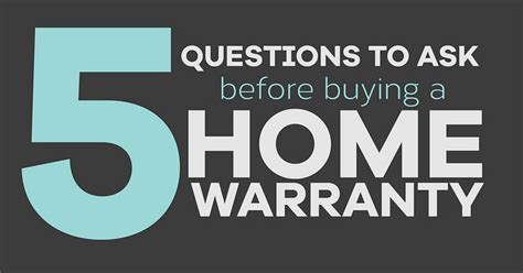 questions to ask before buying a house 5 questions to ask before buying a home warranty austin