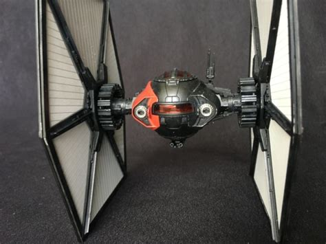 Bandai 172 Wars Order Spesial Forces Tie Fighter 1 72 archives cool custom collectibles