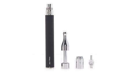Ego C Twist Starter Kit 2 X 900mah Ego Black 21 71 ego c twist 900mah variable volt starter kit w mini protank 2 4ohm 1 5ml