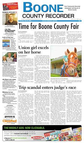 boone county section 8 boone county recorder 073009 by enquirer media issuu