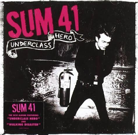 release underclass by sum 41 musicbrainz