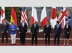 Trump meets with G7 leaders - POLITICO Justin Trudeau