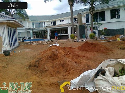 Durban Landscaping Companies 1 List Of Professional Pro Turf Landscaping