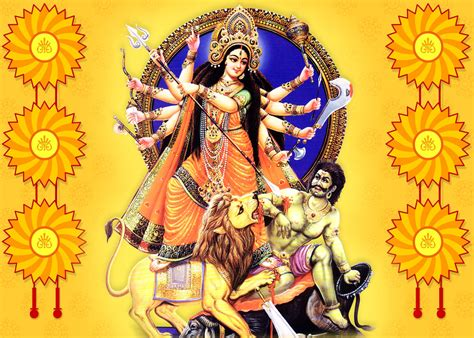 8 best maa durga wallpapers free download ibutters