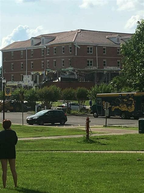 Murray State Finder Murray State Explosion Gas Leak Reported Wkms