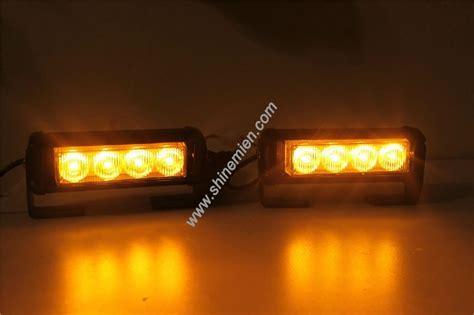 Hazard Light by New 2x4 8led Car Truck Strobe Emergency Hazard