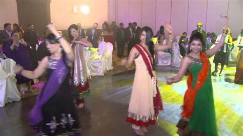 Beautiful Girls Dance An Indian Sri Lanka Wedding Video