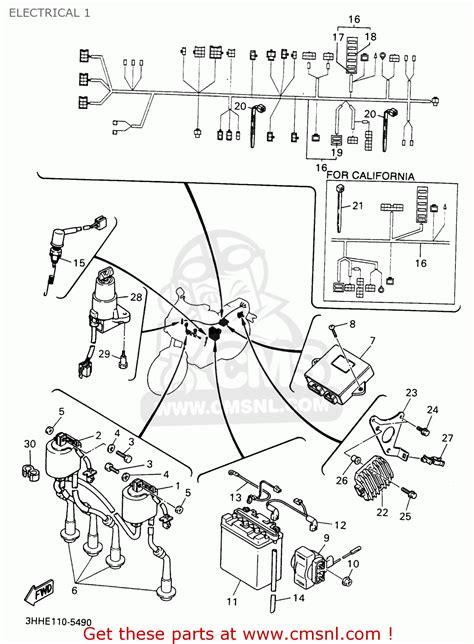 yamaha genesis engine diagram yamaha free engine image