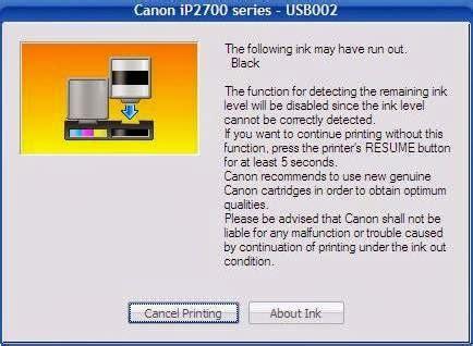cara reset printer canon ip2770 tanpa software update cara memperbaiki printer canon pixma ip2770 berbagi itu kece