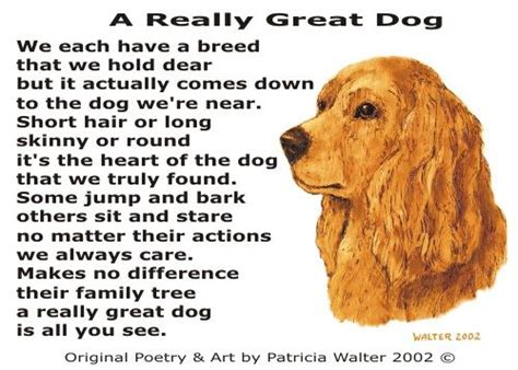 dog poetry   patricia walter poetry pinterest dog