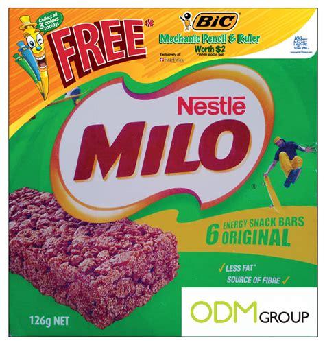 Milo Energy Bar Pack gwp promo by nestle milo singapore mechanical pencil