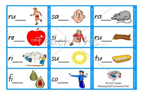 printable missing word games free coloring pages of cvc words