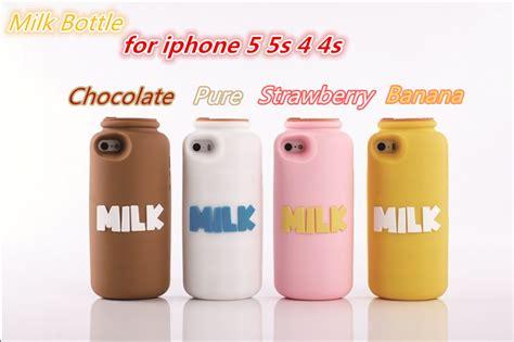 design milk iphone 5 cases lovely for iphone 5 5g 5s milk case 3d cute milk bottle
