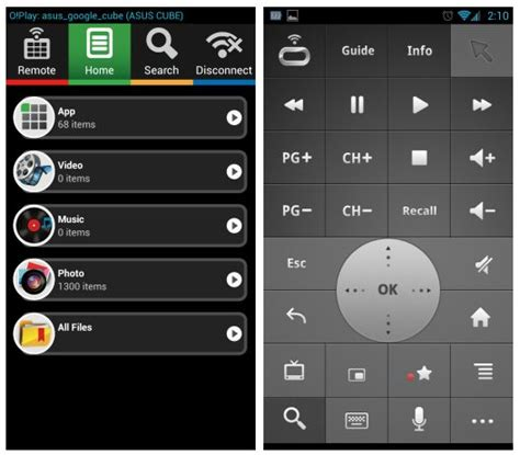 tv remote apps for android without wifi free