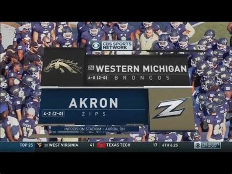 the newest akron homicides youtube 2016 october 15 2016 24 western michigan broncos vs akron