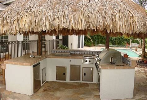tiki bar backyard tiki bar backyard builders tabay