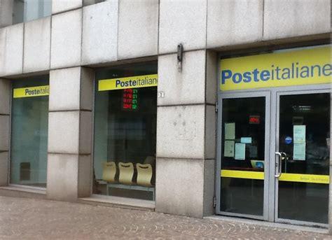 ufficio postale genova uffici postali provincia di genova il piano prevede