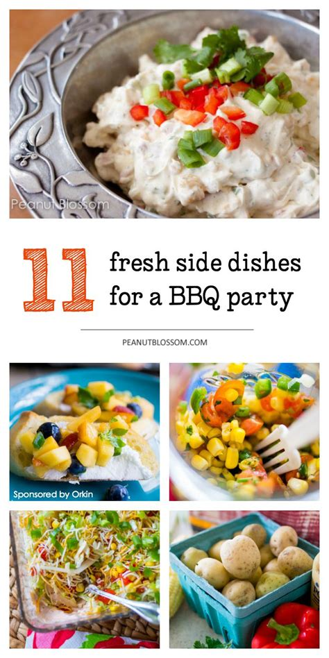 backyard bbq side dishes 11 easy side dish recipes for a potluck or backyard bbq