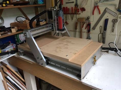 building a cnc milling machine for less than 1300 hackaday