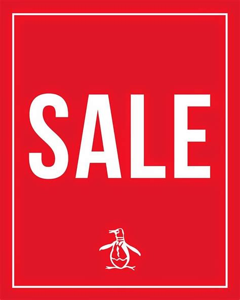 Pre Sale Is On by Original Penguin Pre Sale 2014 Manila On Sale