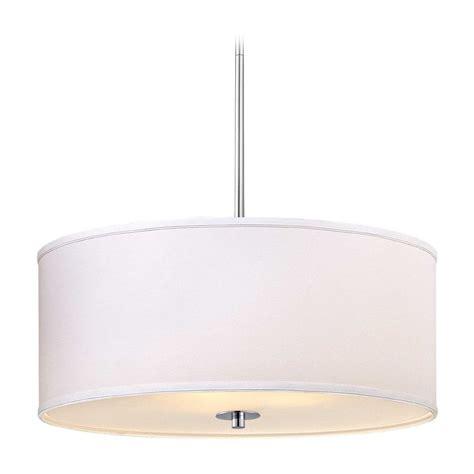 Large Drum Pendant Light Large White Drum Pendant Light Large Bronze Drum Pendant Light With White Shade Ebay Large