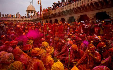 nandgaon holi nandgaon uttar pradesh india   festival packages hotels travelwhistle