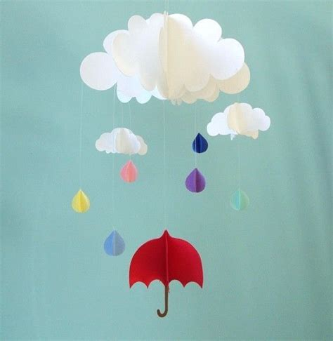 umbrella mobile pattern 17 best ideas about paper mobile on pinterest paper