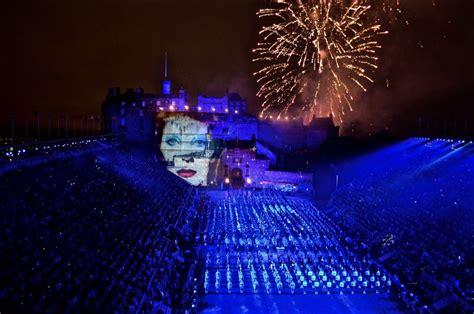 edinburgh tattoo end time an unforgettable experience the royal edinburgh military