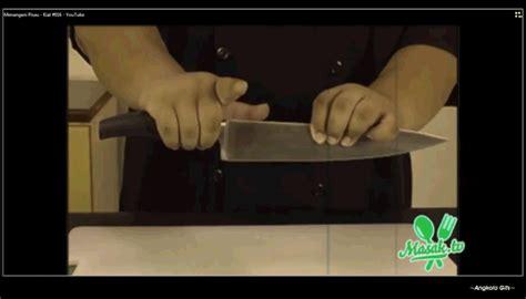 Pisau Bedah Kecil masakan nusantara pisau dapur jenis cara penggunaan dan