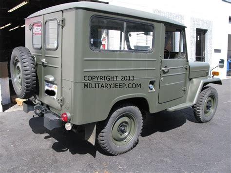 japanese jeep militaryjeep com mitsubsihi japanese jeep 818 772 0806