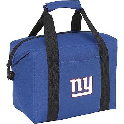 gifts for new york giants fans new york giants cooler 12 pack soft sided kooler nfl