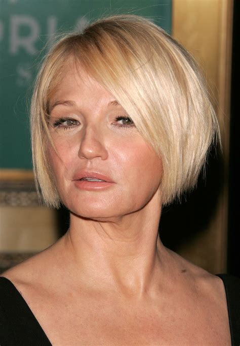 short hair for over 50 that is young looking ellen barkin biographical dictionary s9 com