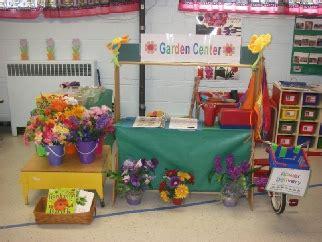 garden centre  flower shopflorists role play classroom