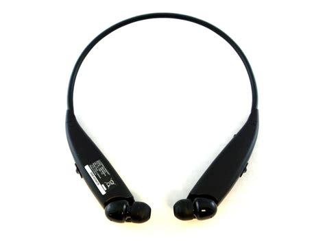 Heatset Bluetooth Lg Tone Plus Wireless Stereo Henset Putih Hitam lg tone ultra hbs 810 headphones wireless bluetooth stereo