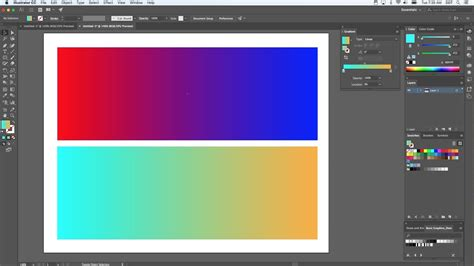 how to change gradient color in illustrator how to change gradient colors in adobe illustrator