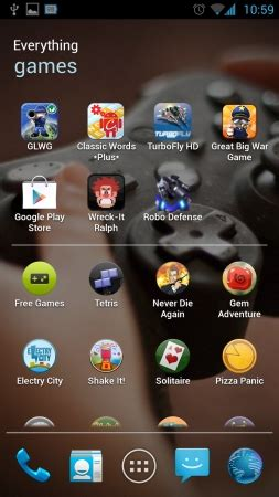 Play Store With Everything Free Everything Me Android Launcher Changes Your Home Screen To
