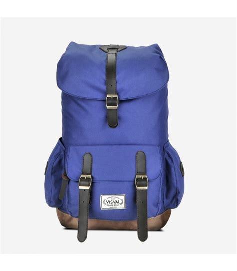Tas Visval Abigail Brown Series Tas Laptop Backpack visval abigail tas ransel punggung laptop 14 inch obandung