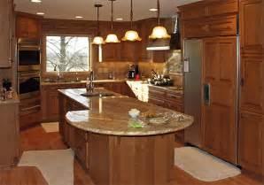 How To Decorate A U Shaped Kitchen Island Ehowcom